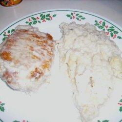 Pork Chops & Rice recipe