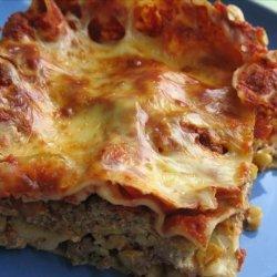 Fiesta Taco Lasagna recipe