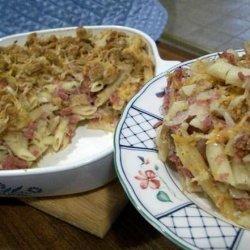 Reuben Mac N Cheese recipe