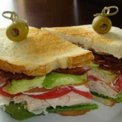 Cobb Club Sandwiches recipe