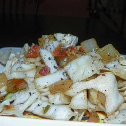 French Cabbage Salad recipe