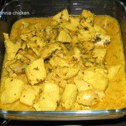 Chennai Chicken Curry recipe