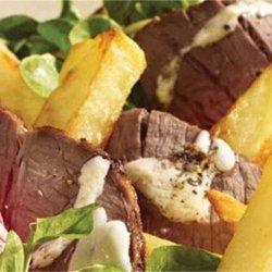 Roast Beef Salad recipe