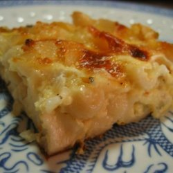 Baked Macaroni Ala the Joy of Cooking recipe