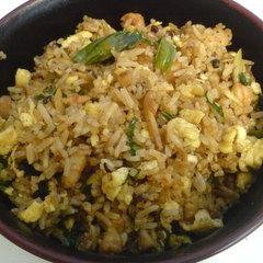 Shrimp and Vegetable Fried Rice recipe