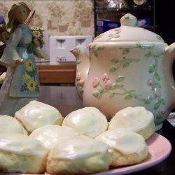 Russian Orange Drop Cookies recipe