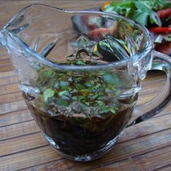 Asian Style Salad Dressing recipe