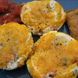 Grilled Eggs recipe