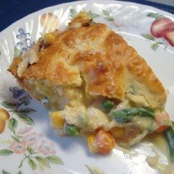 Lizz's Easy Chicken Pot Pie recipe