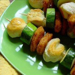 Chicken and Biscuit Kabobs recipe