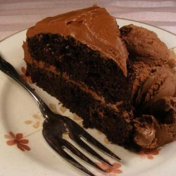 Rich and Creamy Chocolate Frosting from Toll House recipe