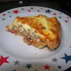 Pizza Quiche recipe