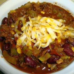 Rustler's Chili Con Carne With Beans recipe