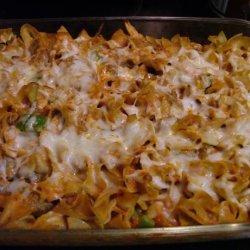 Hearty Noodle Casserole recipe