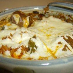 Italian Sausage and Pepper Casserole recipe