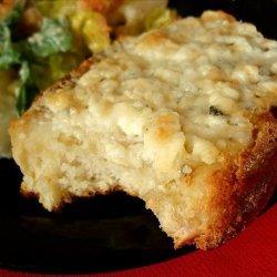 Bleu Cheese Bread recipe