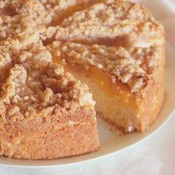 Peach Streusel Coffee Cake recipe