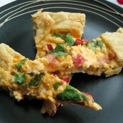 Appetizer Cheese Tart recipe