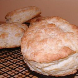 Buttermilk Biscuits - Southern recipe