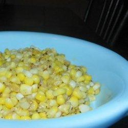 Meme's Creamed Corn from Virginia Willis recipe