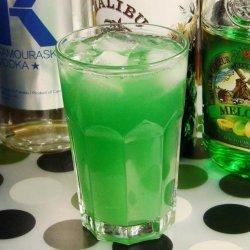 Green Lantern recipe