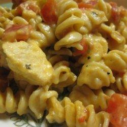 Baked Chicken Pasta recipe