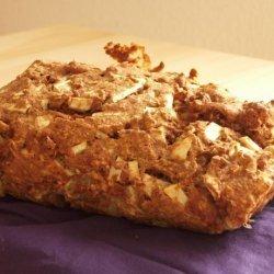 Apple and Pecan Cake recipe