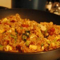 Filipino Fried Rice recipe