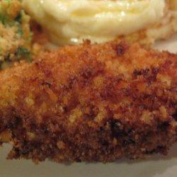 Chicken Cutlets Emeril Style recipe