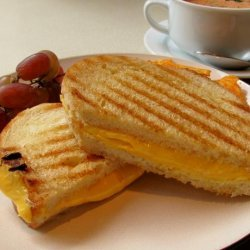 Almost Instant and Always Fabulous Grilled Cheese! recipe