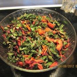 Beet & Kale Salad recipe