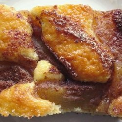 Apple Cinnamon Coffee Cake recipe