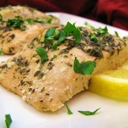 Baked Salmon II recipe