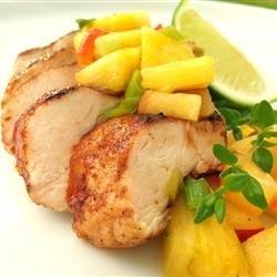 Spicy Garlic Lime Chicken recipe