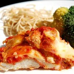 Chicken Parmigiana recipe