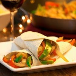 Pollo Fajitas recipe