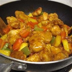 Sweet and Sour Chicken I recipe