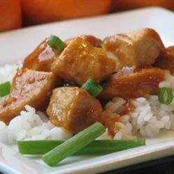 Mama's Asian Chicken and Rice recipe
