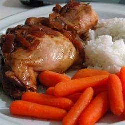 Slow Cooker Adobo Chicken recipe