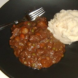 Angel's Old Fashioned Beef Stew recipe