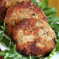 Oregon Salmon Patties recipe