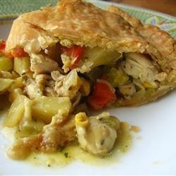 Chicken Pot Pie I recipe