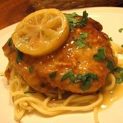 Famous Chicken Francaise recipe