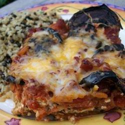 Eggplant Parmesan I recipe