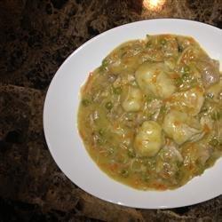 Chicken and Dumplings III recipe