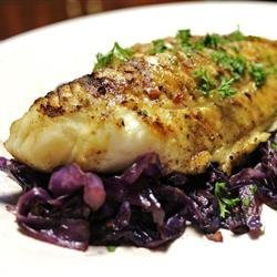 Grilled Fish Steaks recipe