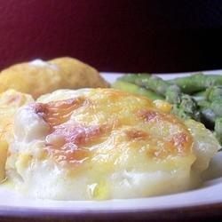 Scalloped Potatoes II recipe