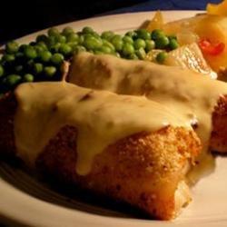 Cordon Bleu Chicken Rolls recipe