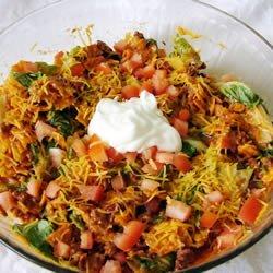 Taco Salad I recipe