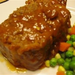 Sweet and Sour Meatloaf recipe